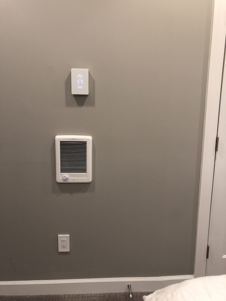 smart thermostats and heaters